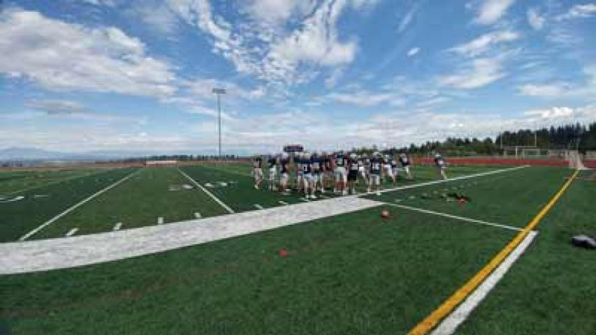 Glacier Peak Football