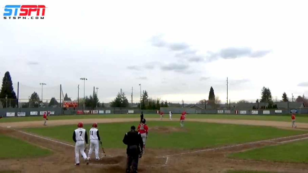 Stanwood at Snohomish Baseball