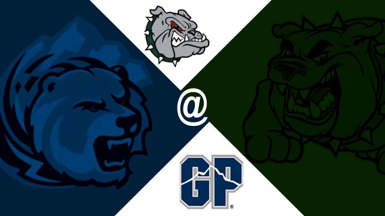 BASKETBALL: Bulldogs at Grizzlies