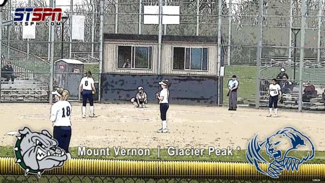 Mount Vernon at Glacier Peak Softball