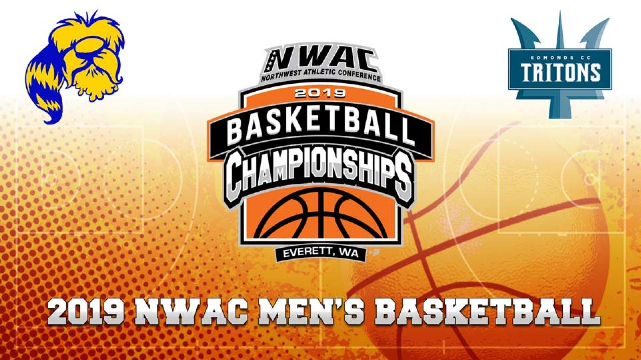 NWAC Men's Basketball GM 1