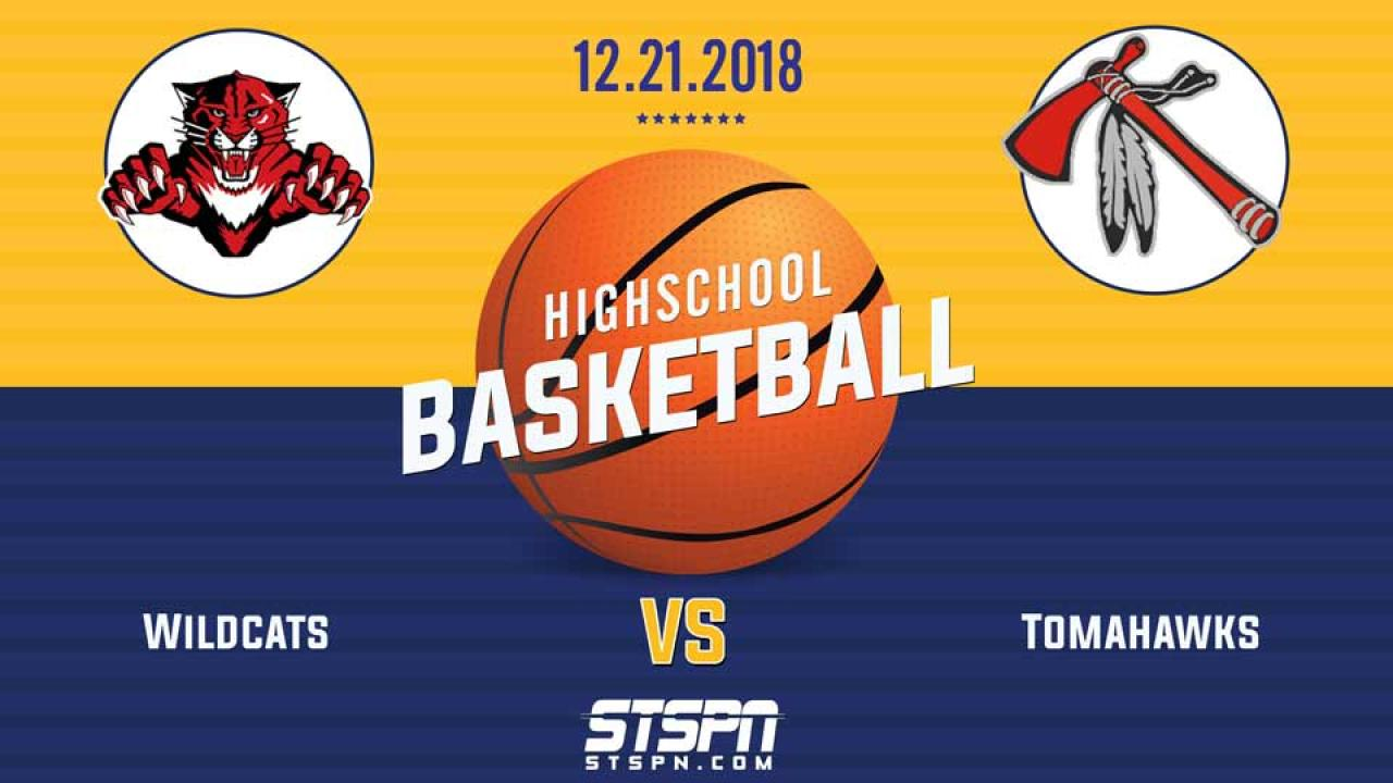 BASKETBALL: Wildcats vs Tomahawks