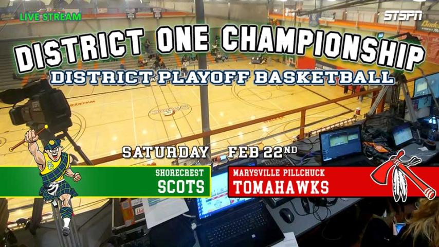 Shorecrest vs Marysville Pilchuck Dist One Title