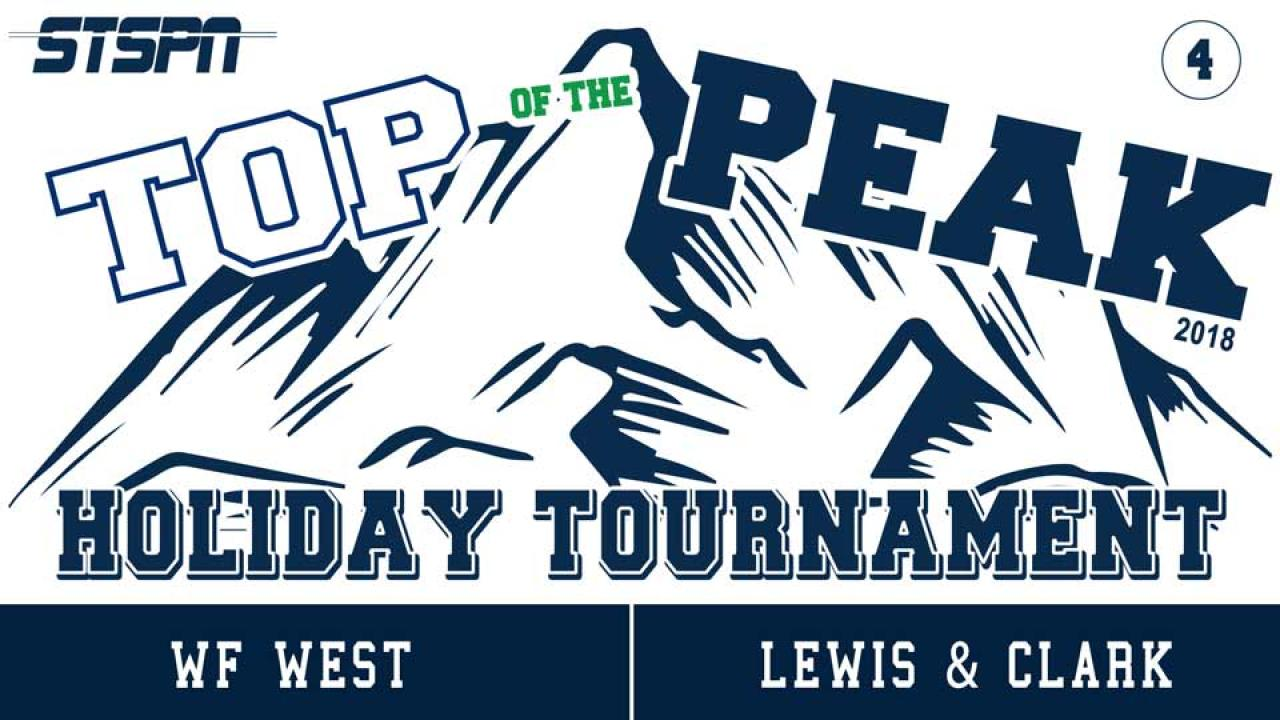 Lewis & Clark - WF West - Holiday Tournament