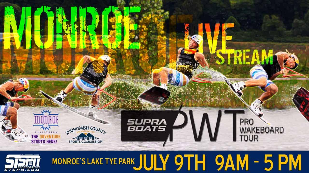 Pro Wakeboard Tournament 4