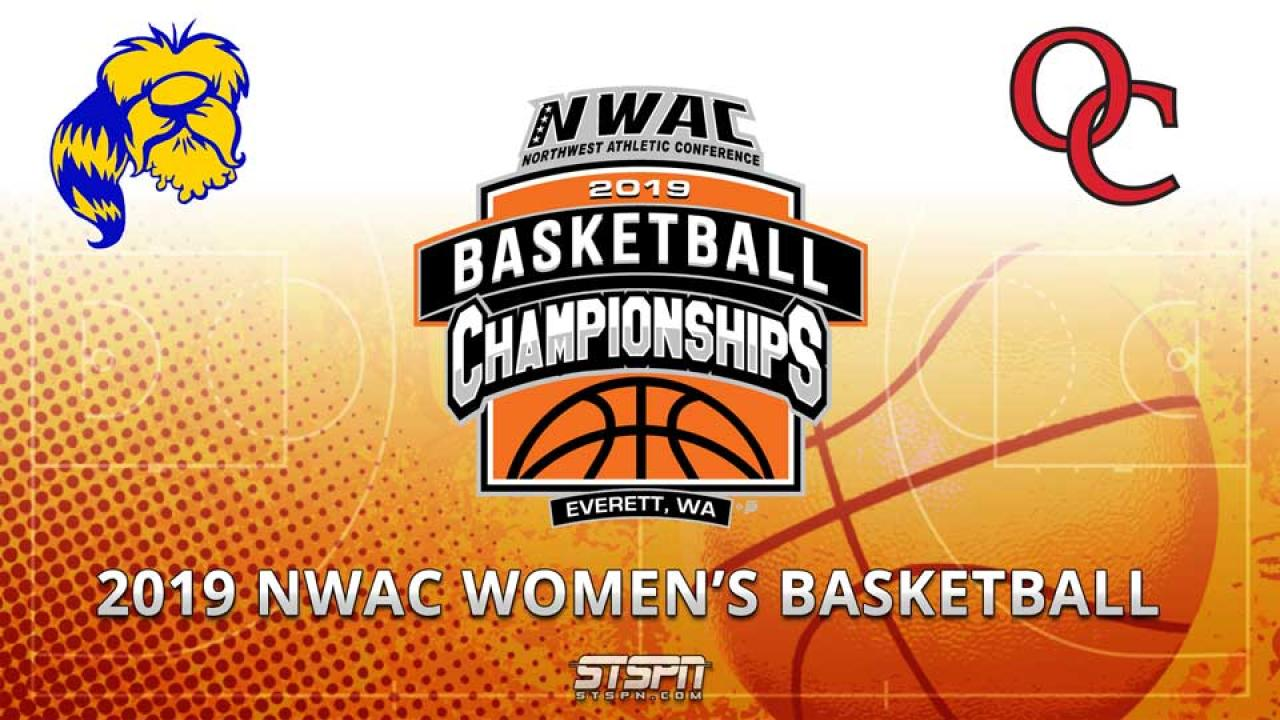 NWAC Women's Sweet 16 Game 1
