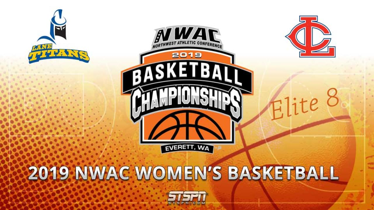 NWAC Women's College Elite 8 - Lane - LCC