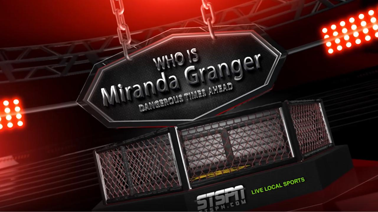Who is Miranda 'Danger' Granger UFC